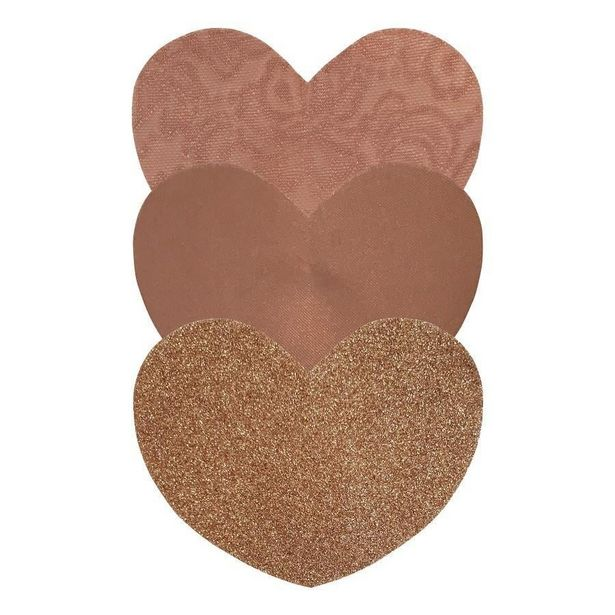 Aanbieding van Hearts Cover Rose Gold voor 7€