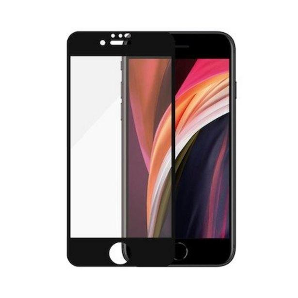 Aanbieding van PanzerGlass Apple iPhone 6/6s/7/8/SE (2020) Case Friendly Zwart voor 29,95€