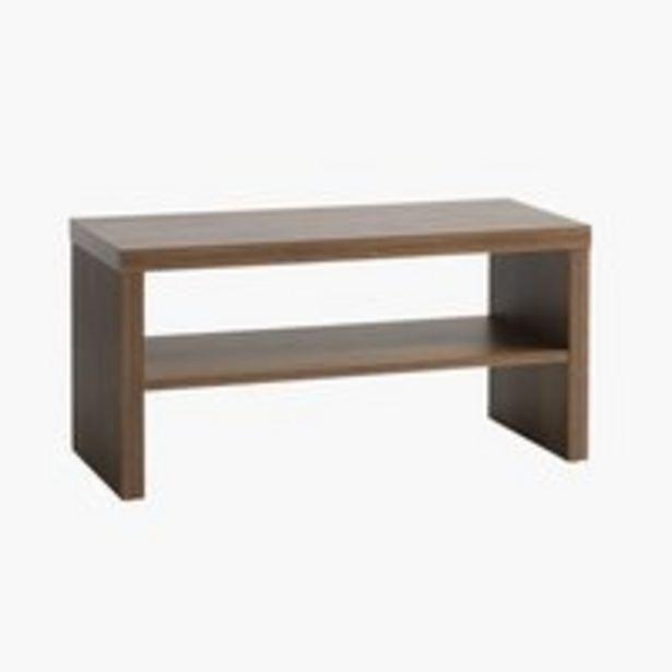 Aanbieding van TV-meubel KAGSTRUP eiken voor 22,5€