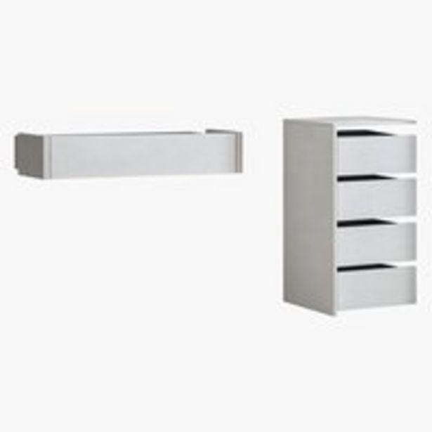 Aanbieding van Kledingkast accessoires SALTOV 204 voor 299€