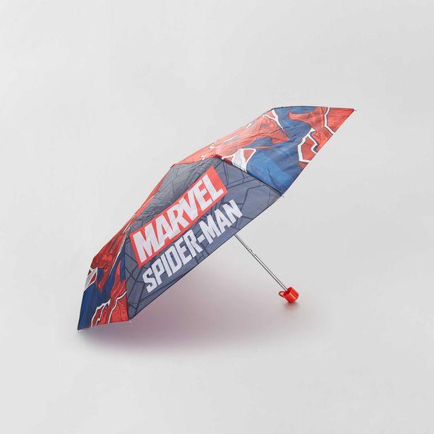 Aanbieding van Paraplu 'Spider-Man' voor 8€