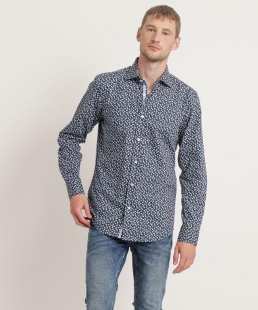 Aanbieding van Overhemd met print voor 19€