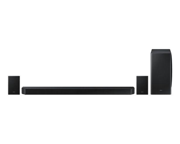 Aanbieding van Samsung CINEMATIC Q SERIES SOUNDBAR HW-Q950A (2021) voor 1499€