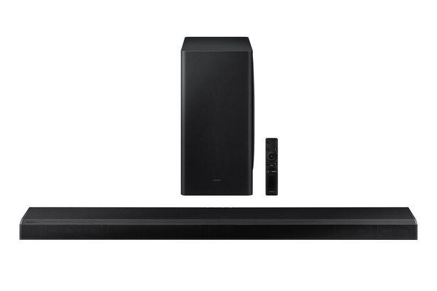 Aanbieding van Samsung CINEMATIC Q SERIES SOUNDBAR HW-Q800A (2021) voor 799€