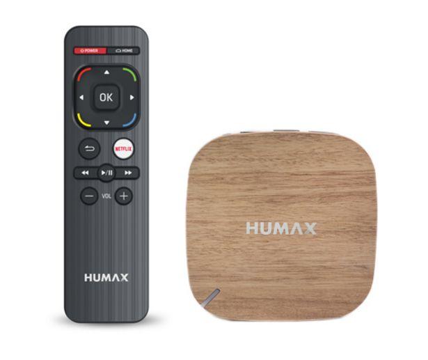 Aanbieding van Humax TV PLUS H 3 voor 39,73€