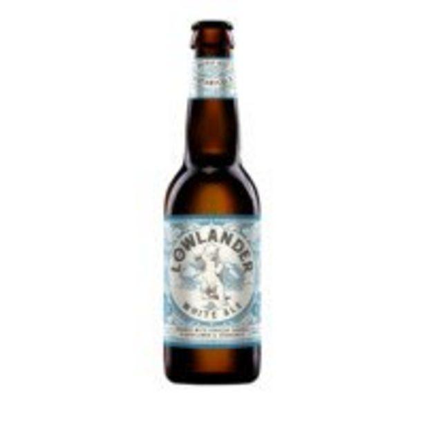 Aanbieding van Lowlander White ale voor 2,09€