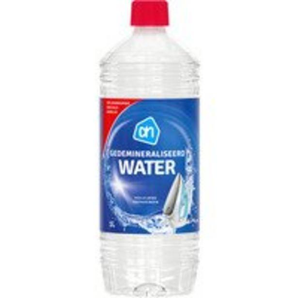 Aanbieding van AH Demi water voor 0,49€