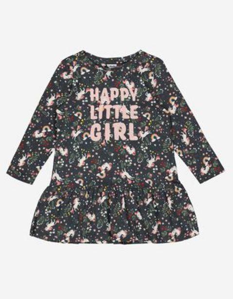 Aanbieding van Baby Longshirt - Message print voor 6,99€