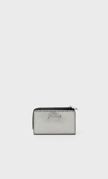 Aanbieding van Glanzende gegraveerde portemonnee voor 9,99€