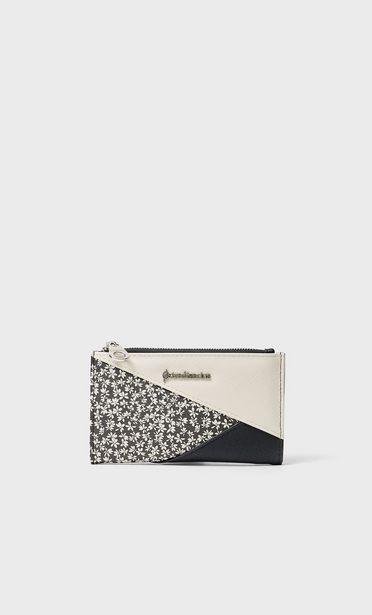 Aanbieding van Basic patchwork portemonnee voor 9,99€