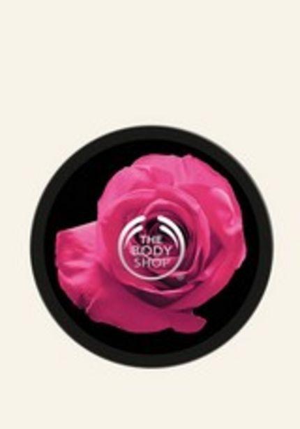 Aanbieding van British Rose Instant Glow Body Butter voor 8€