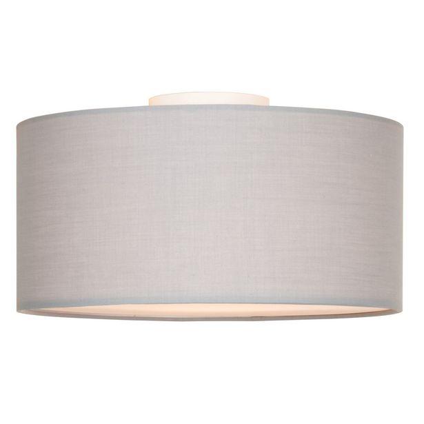 Aanbieding van Plafondlamp Iris Grijs voor 25€