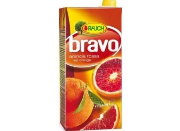 Aanbieding van BRAVO RED ORANGE 2L voor 2,69€