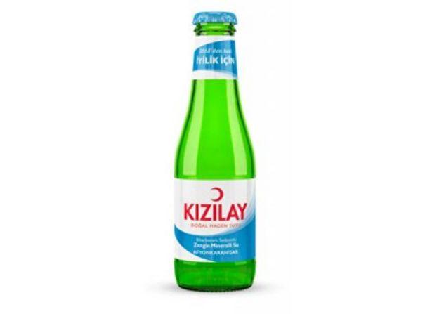 Aanbieding van KIZILAY SPARKLING WATER 200ML voor 0,29€