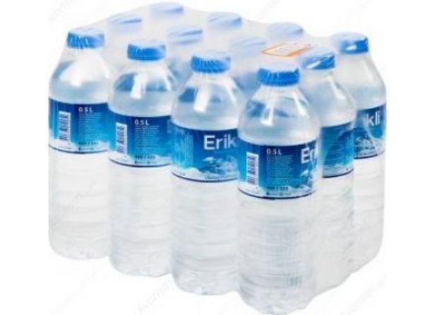 Aanbieding van ERIKLI WATER 12X500ML voor 3,99€