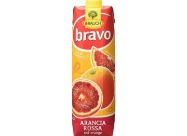 Aanbieding van BRAVO RED ORANGE 1L voor 1,75€