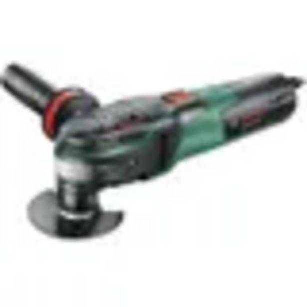 Aanbieding van Bosch multitool PMF350CES incl. accessoires voor 151,2€