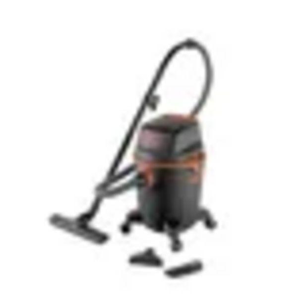 Aanbieding van Black+Decker nat- en droogzuiger BXVC20PE + accessoires 1200W voor 55,99€