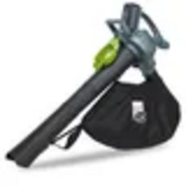 Aanbieding van Central Park accu bladblazer baretool CPA40V4B 40V 4Ah voor 99,99€