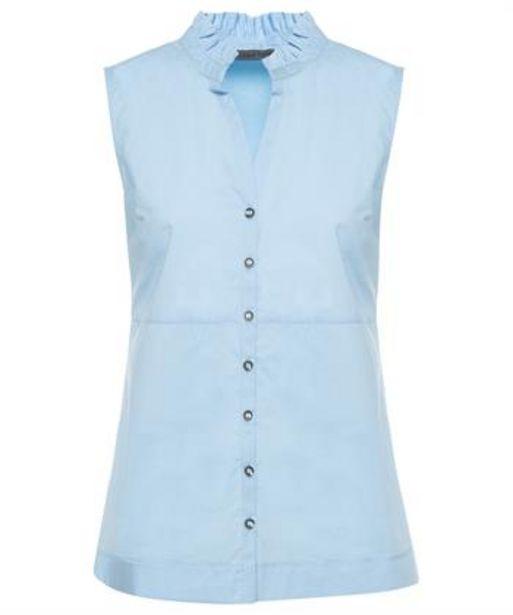 Aanbieding van Giulia e Tu mouwloze blouse voor 35,95€