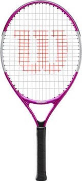 Aanbieding van Ultra Pink 23 tennisracket Kids voor 24,49€