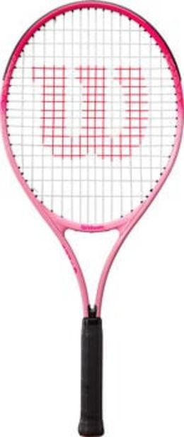 Aanbieding van Burn Pink 25 kids tennisracket voor 39,99€