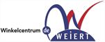 Logo Winkelcentrum de Weiert